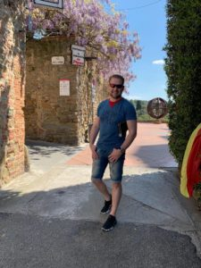 Поездка в Италию