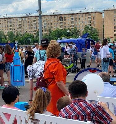 """Андрей Бриг на празднике """"Активный гражданин"""" 3"""